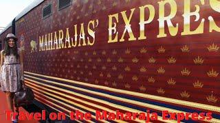 Maharaja Express Is  Ndias Most Luxurious Train