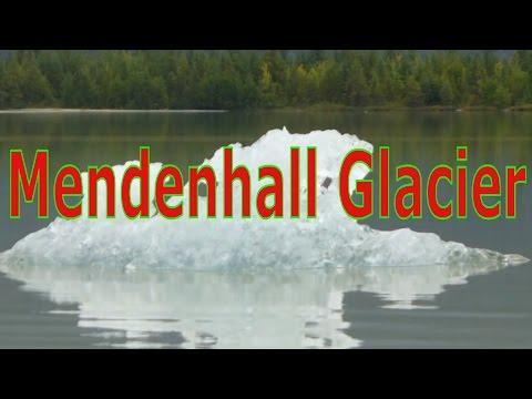 Mendenhall Glacier, Glacier in Mendenhall Valley, Alaska, United States