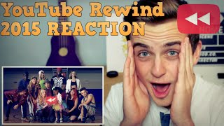 YouTube Rewind: Now Watch Me 2015 - REACTION!!! #YouTubeRewind | FarFromFilm
