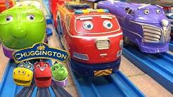 【lelujuna】14 Chuggington moottoroitu juna (00662 fi)