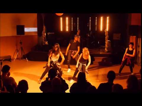 Uptown Funk Mouvement Jive Crew