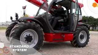 Manitou Comfort Steering System (CSS)