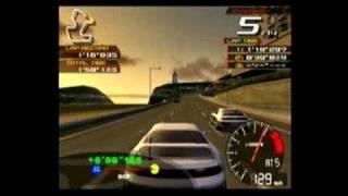 Ridge Racer V PlayStation 2 Gameplay_2000_09_26_1