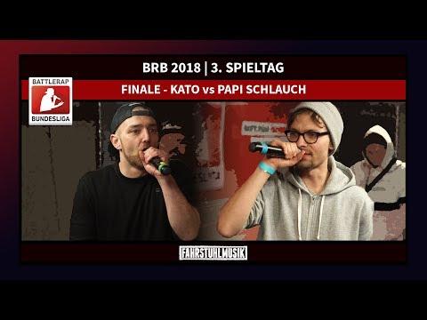 BRB 2018 | 3. Spieltag - Freestyle - Finale - Kato vs Papi Schlauch