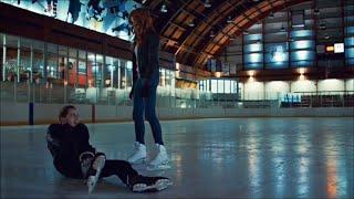 Clace Ice Skating scene | Shadowhunters 3x14