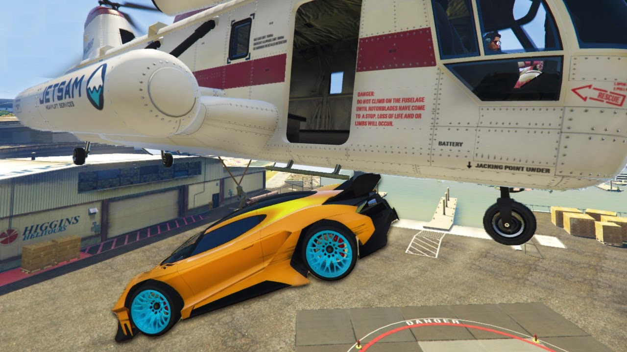 I Gave People a Supercar With a Hidden Secret - GTA Online DLC