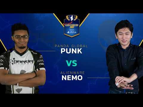 SFV: PG | Punk vs. AW | Nemo - Capcom Cup 2017 - CPT 2017