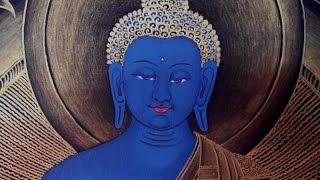 Praise and mantra of Medicine Buddha (Sangye Menla)