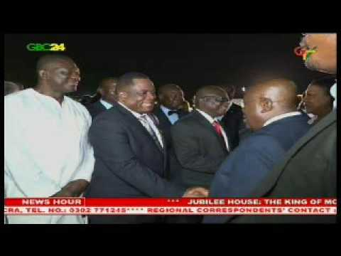 Ghana: President Akufo-Addo meets members of Diplomatic Corps