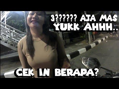 SURVEI HARGA PSK DI JAKARTA - HUNTING CEWE MALAM PART II