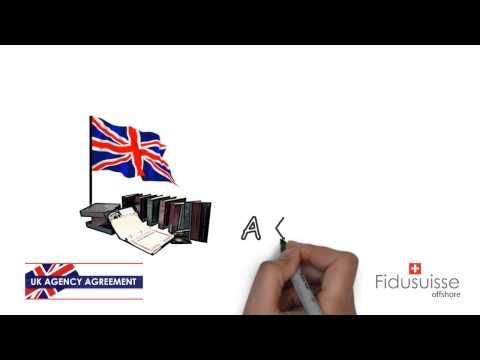 Créer une Société Anglaise Limited avec un Agency Agreement