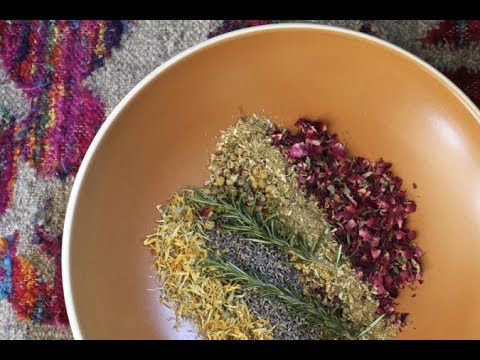 Ancestral Healing w/Yoni Steaming for Womb Health..No special stool required