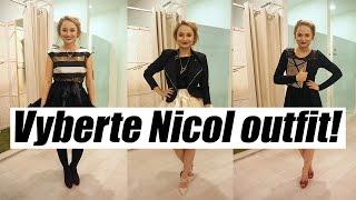VLOG | V čem půjde Shopaholic Nicol na Slavíka?