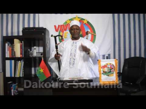 Retour de l'ex President Blaise Compaore au Burkina Faso