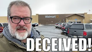 Deceived By Walmart A Big Family Homestead VLOG