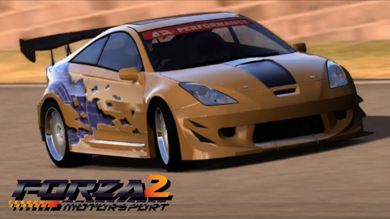 1e583101 FORZA 2 - APR Performance Celica GTS REVIEW - YouTube