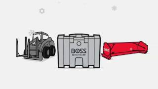 QuickCube Animation | BOSS Schneepflug |