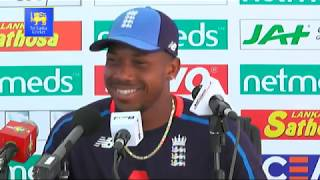 T20I: Pre Match Media Conference - England tour of Sri Lanka 2018