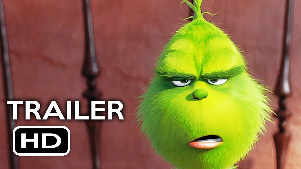 Download The Grinch Official Trailer #1 (2018) Benedict Cumberbatch Animated Movie HD