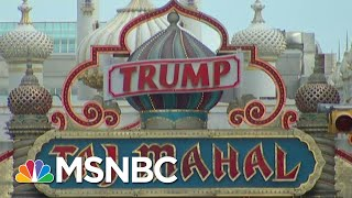 Atlantic City's Revenge: Blowing Up Trump's Casino For Charity | The Beat With Ari Melber | MSNBC