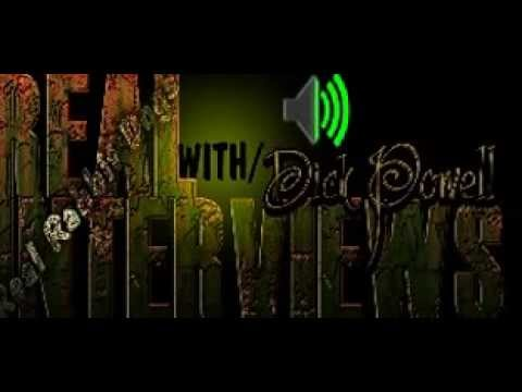 Dick Powell Interview w/ Trent Wood