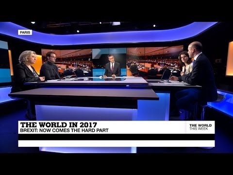 The World in 2017: President Trump, French Election, Duterte in Philippines (part 2)