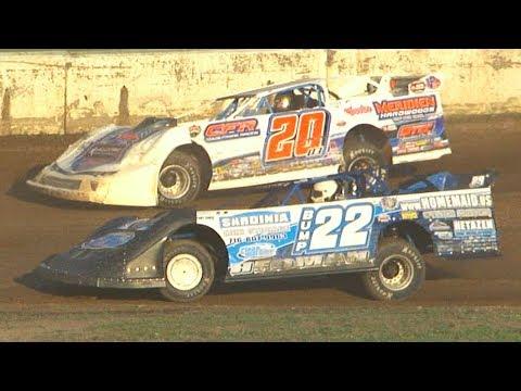 Super Late Model Heat One | Eriez Speedway | 8-4-19