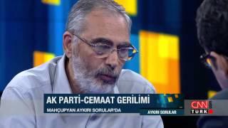 Etyen Mahçupyan, Enver Aysever'in sorularını yanıtladı: Aykırı Sorular - 03.06.2014