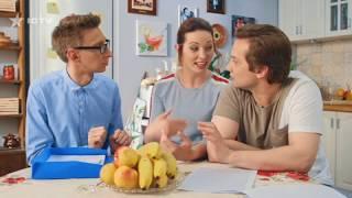 Марк + Наталка - 60 серия | Смешная комедия о семейной паре | Сериалы 2018