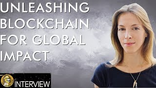 Monetary Freedom & Unleashing Blockchain's Power with Galia Benartzi - EOS, Ethereum, Tron, Bancor