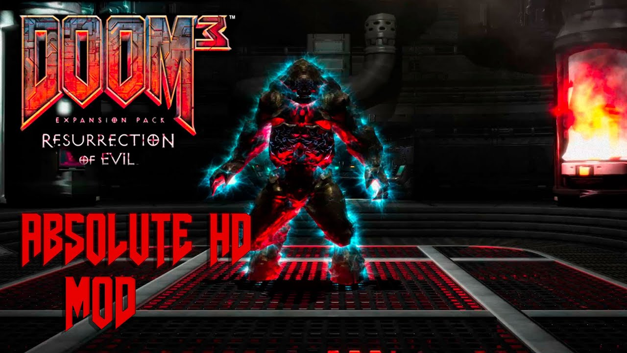 Download Doom 3 RoE Absolute HD - NO HUD | Playtrough | No Commentary |  Phobos Labs  Sector 2