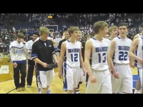 Brainerd Warriors at the State Basketball Tournament - Brainerd Dispatch MN