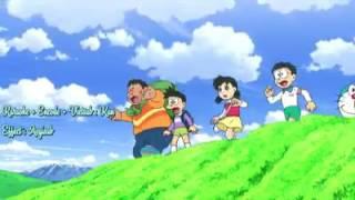 ( - Phim Doraemon Tân Nobita và Nước Nhật Thời Nguyên Thủy ) OST+ Vietsub+Kara Bài Vươn Tới Bầu Trời