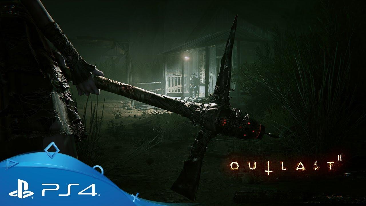 играть бесплатно outlast онлайн