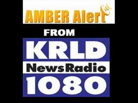 KRLD does an report on an Amber Alert