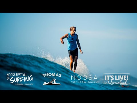 Noosa Longboard Open - Day 3