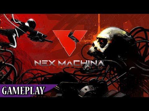 Get NEX MACHINA: Un arcade tan adictivo como espectacular: Gameplay en español (STEAM/PS4) 60fps Snapshots