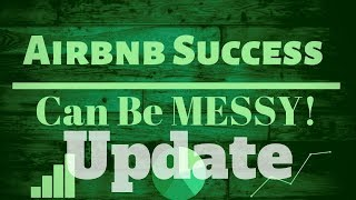 Gambar cover Airbnb Success Can Be Messy Update