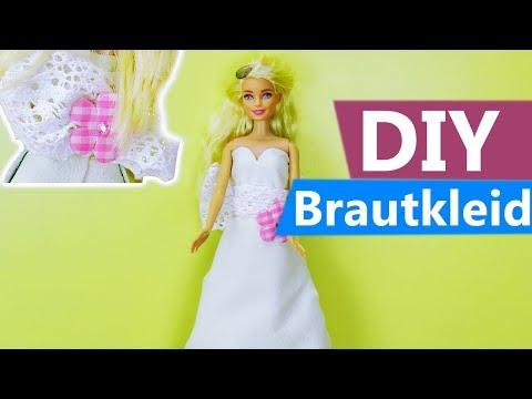 Barbie Puppen Schuh Selber Machen
