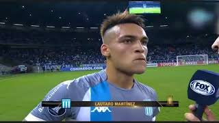 Lautaro Martinez con Bronca tras no ser Convocado por Sampaoli Al Mundial
