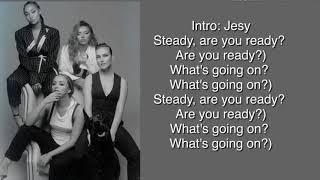 Little Mix —Bounce back lyrics