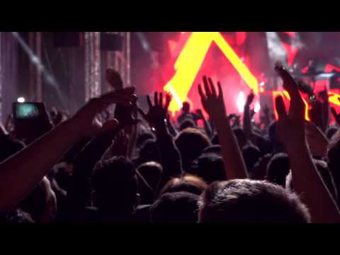 Axwell & Ingrosso Concert Bahrain F1 Grand Prix 2016 Video By Abdulla AlZeera