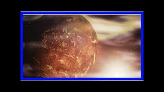 Breaking News | Fast Winds And Atmospheric Fluctuations On Venus Could Change The Length Of A Day B