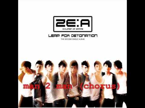 [ringtone + download] ZE:A - Leap for Detonation (2nd Single Album)