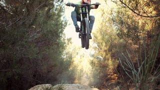 Freeride Mountain Biking Turkey Mix. 2015