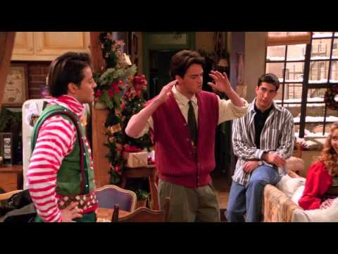 Friends S01E10 The One with the Monkey
