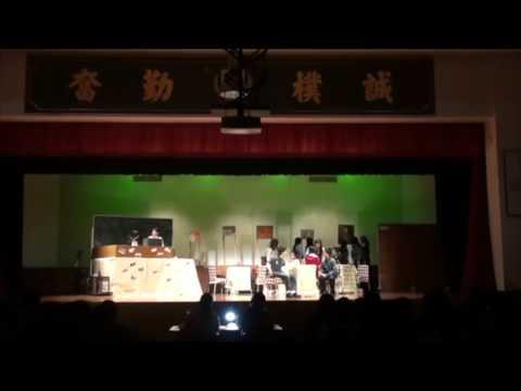 2017 - YLMASS - HONG KONG SCHOOL DRAMA FESTIVAL