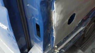 Кузовной ремонт крыла Mercedes Sprinter мелкая шпатлёвка оловом(Кузовной ремонт крыла Mercedes Sprinter шпатлёвка оловом., 2016-04-03T11:08:59.000Z)