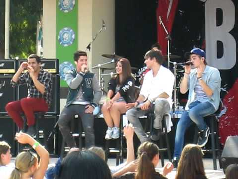 Worldwide  and Acoustic  Big Time Rush