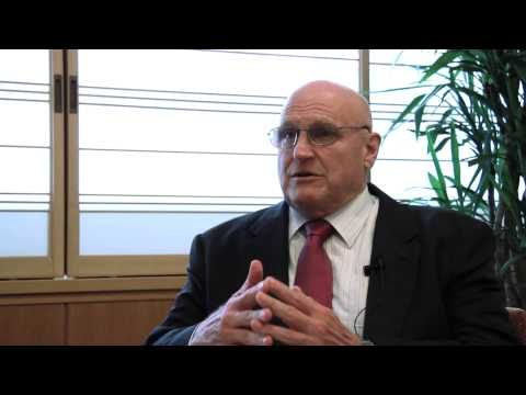 Interview with Ambassador Richard Armitage, President of Armitage International